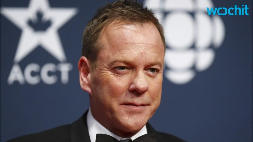 Kiefer Sutherland Embarks on a Career in Country Music
