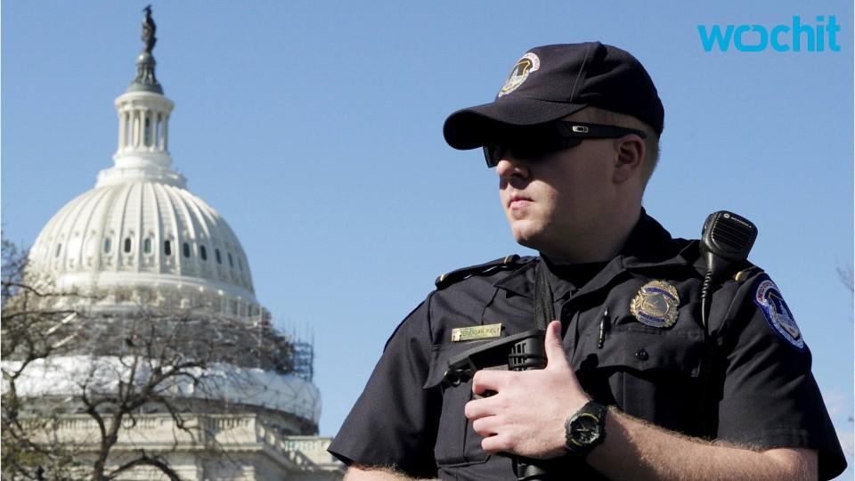 Capitol On Lockdown For Second Day--This Time Because of a Suspicious Package