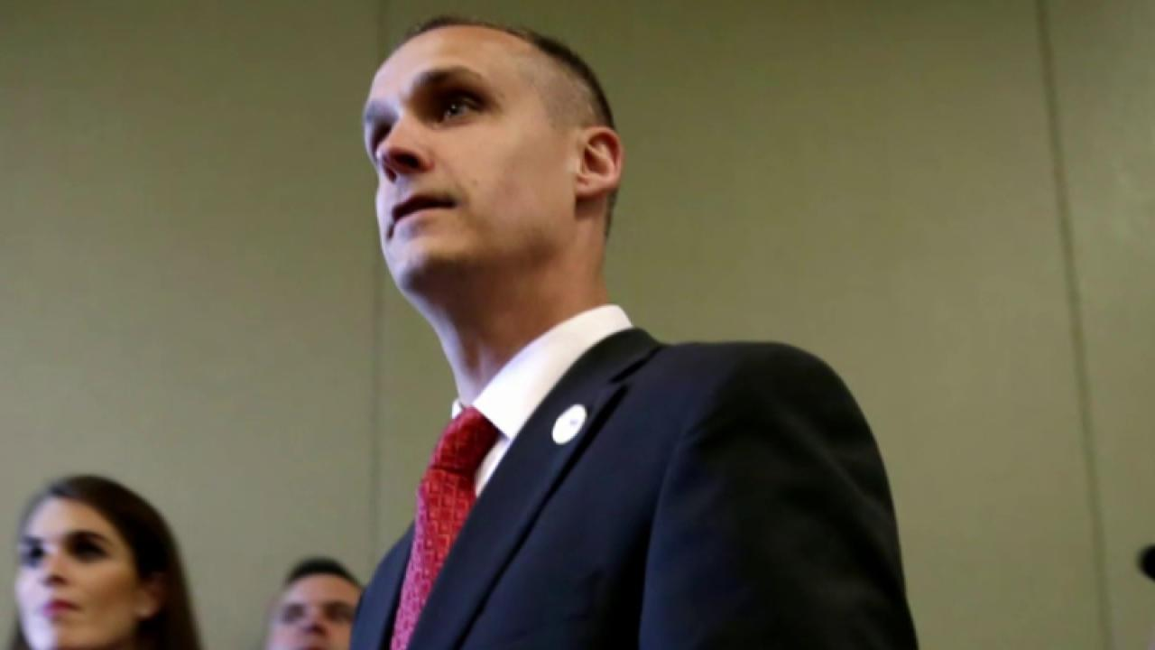 Rpt: Trump Campaign Manager Charged in Alleged Battery