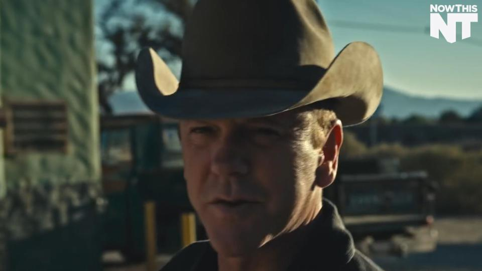 Kiefer Sutherland Is A Country Singer
