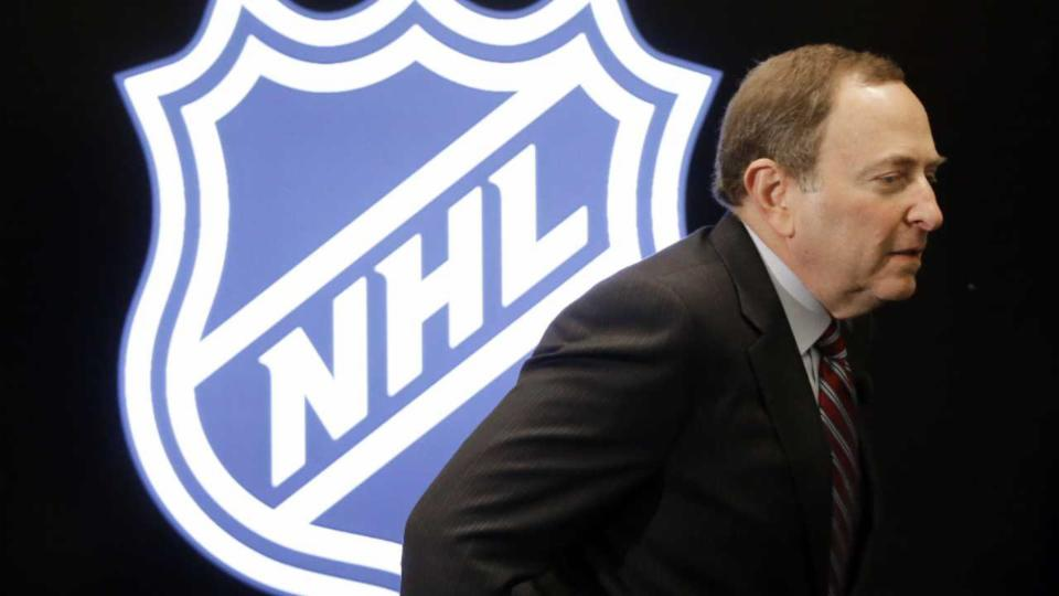 Flip Side: NHL is Lucky It's not the NFL