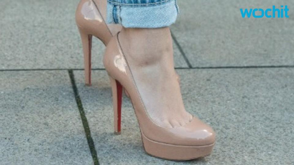 Christian Louboutin is Nude for All Shades!