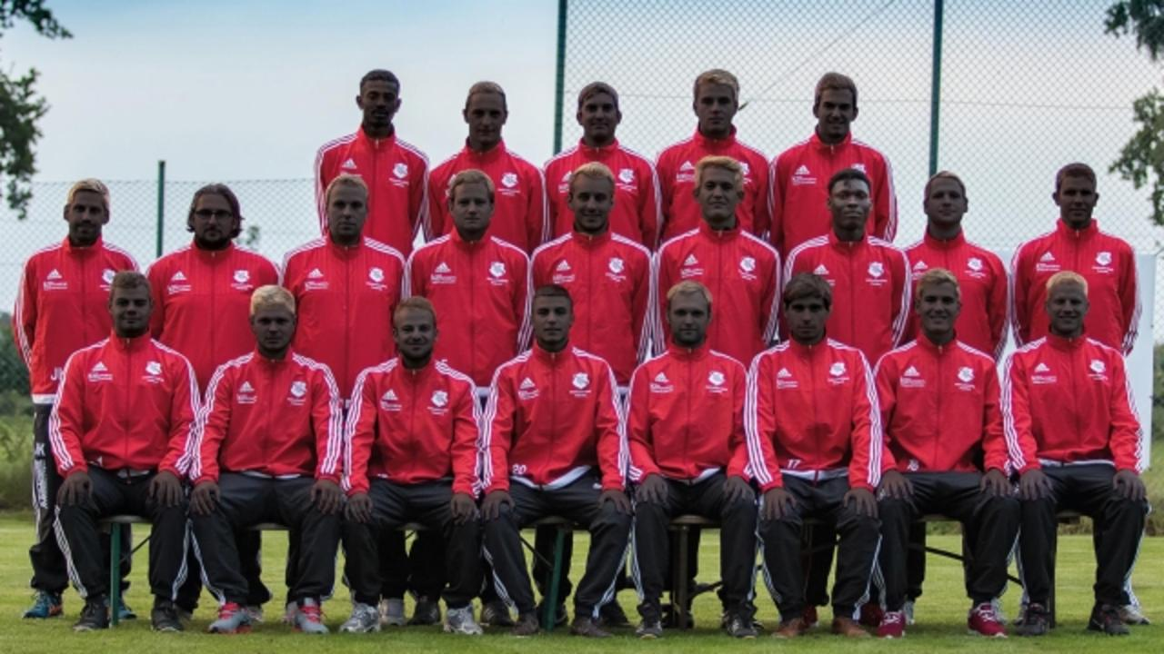 A Soccer Team Was Photographed in Black Face for a Surprising Reason