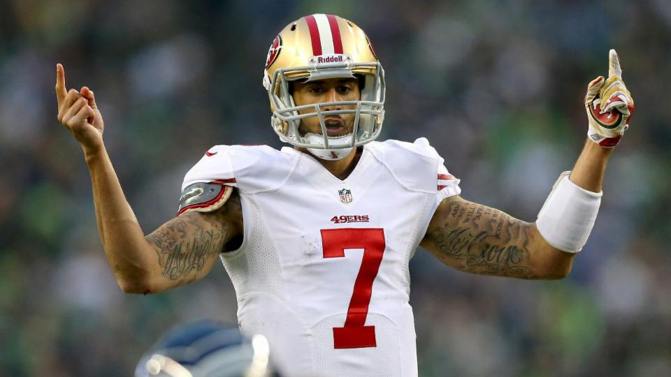 Broncos Interested in Colin Kaepernick if He Takes Pay Cut