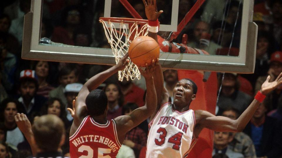 Hakeem Olajuwon: Early Championship Losses Gave Me Drive to Win
