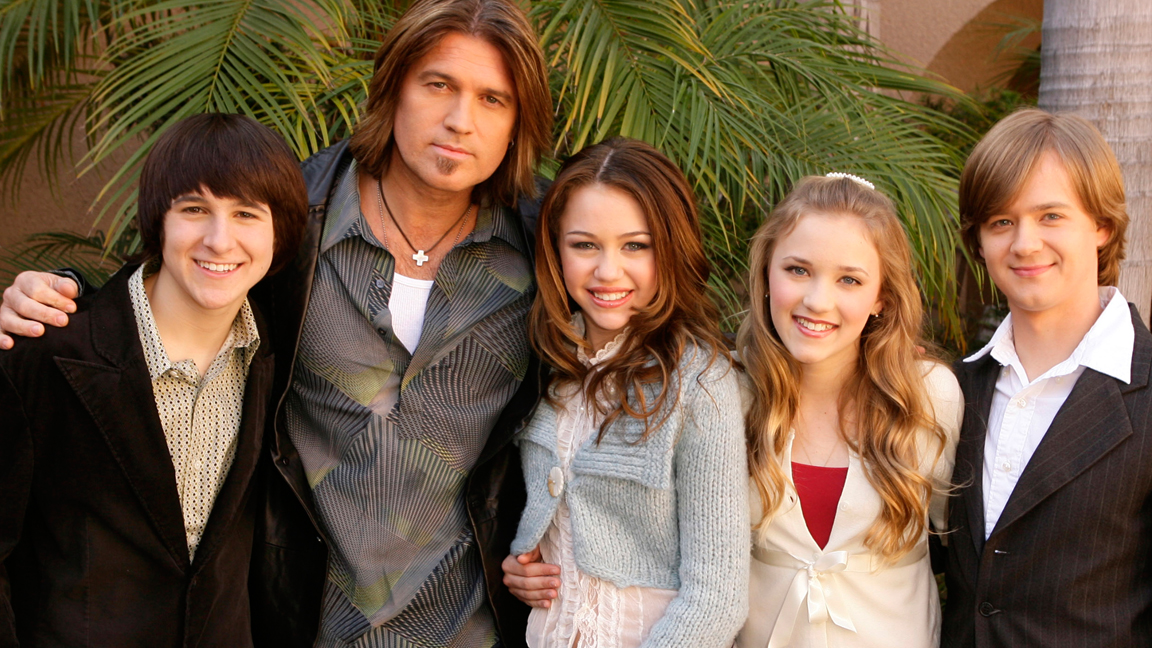 The 'Hannah Montana' Cast Then & Now