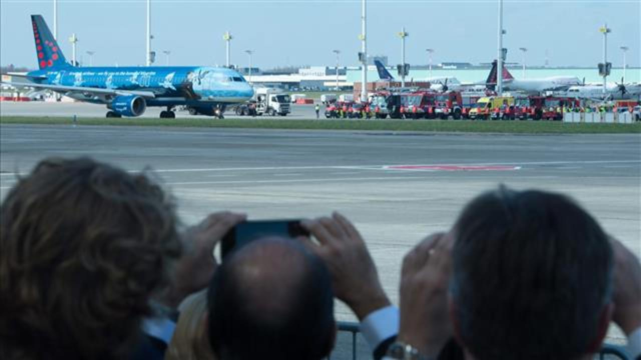 Brussels Airport Resumes Passenger Flights