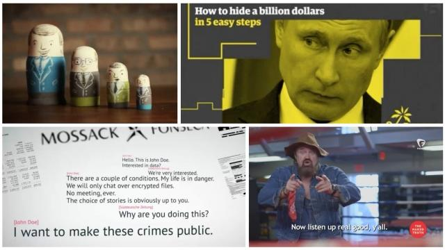 The Panama Papers Story Is Dense, so News Sites Made Quirky Explainers