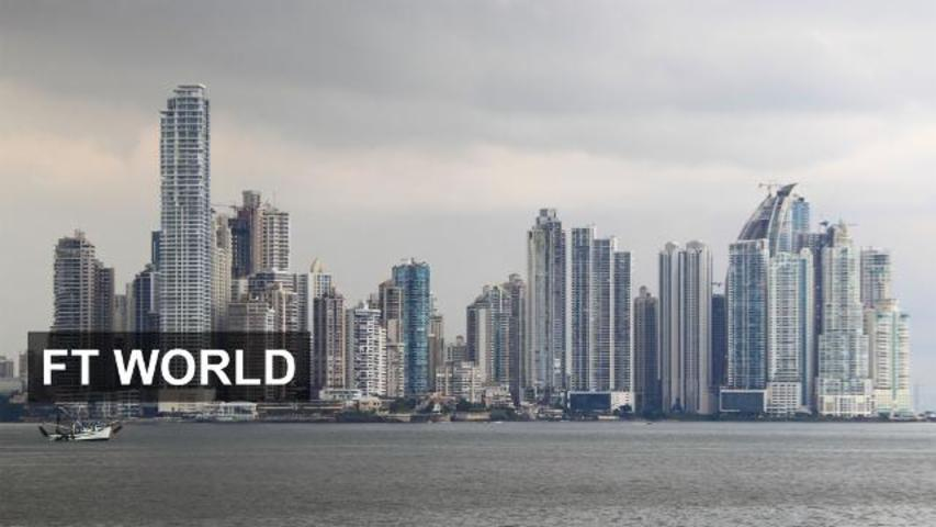 The Panama Papers in 90 seconds