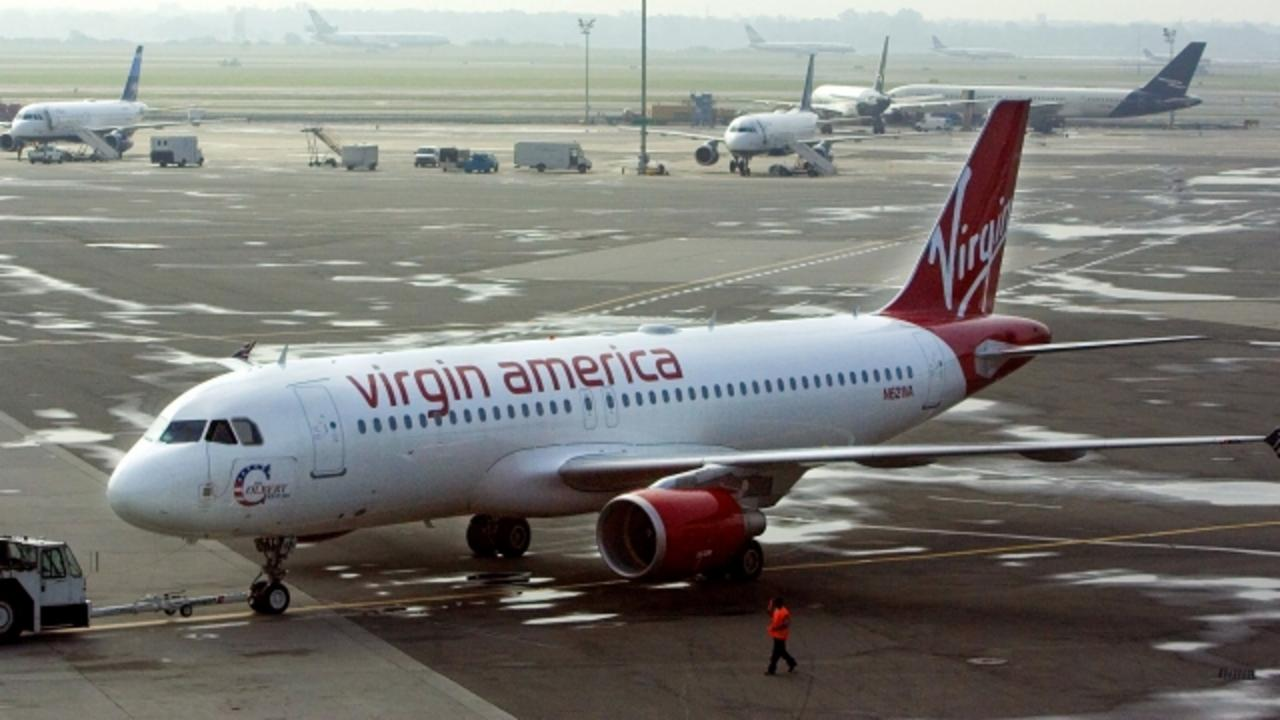 Virgin America Named Best Airline, Which Is Good News for Another One