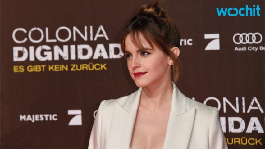Emma Watson's Under Fire Following 'Skin Lightening' Controversy