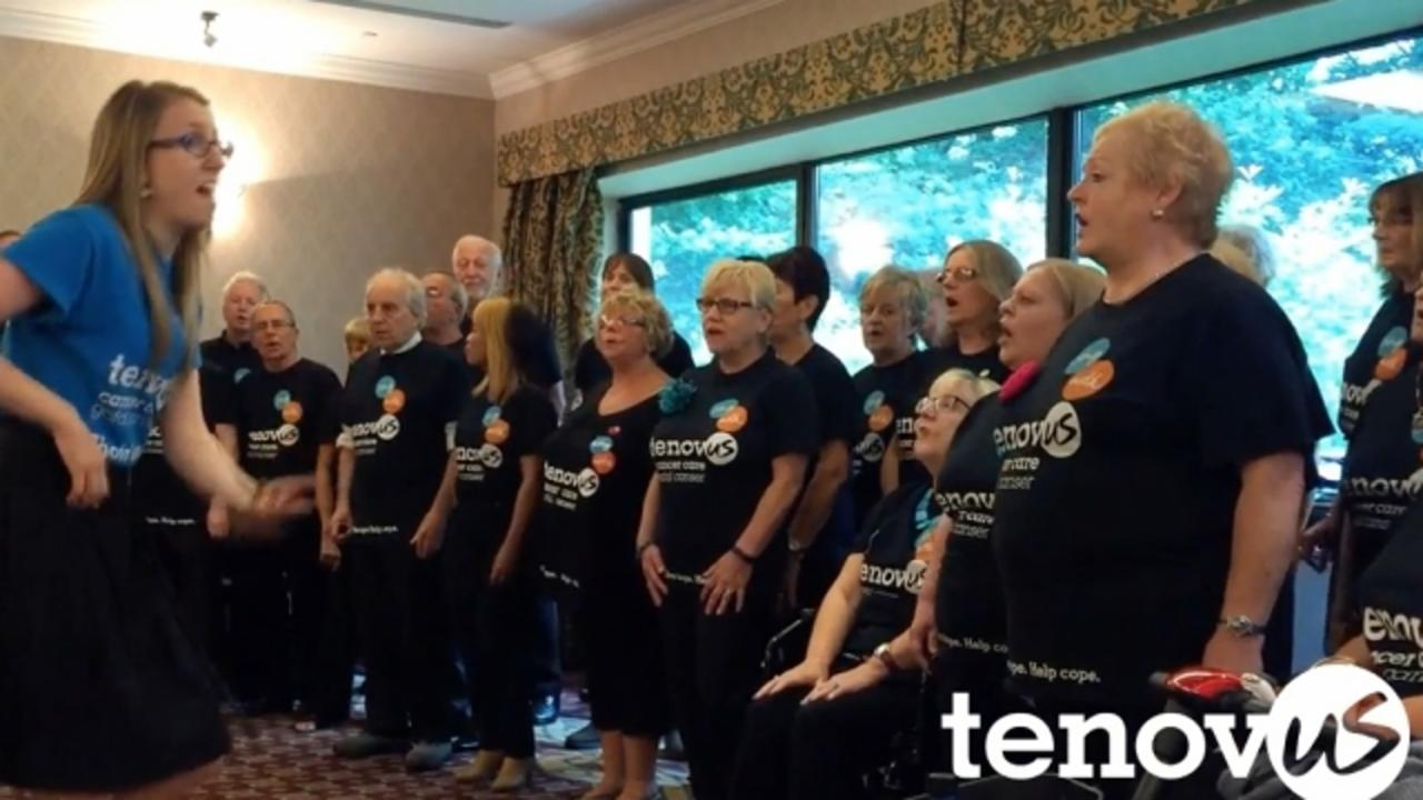 Joining a Choir Might Help Treat Cancer