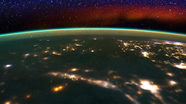 Watch NASA's Timelapse of Earth's Horizon