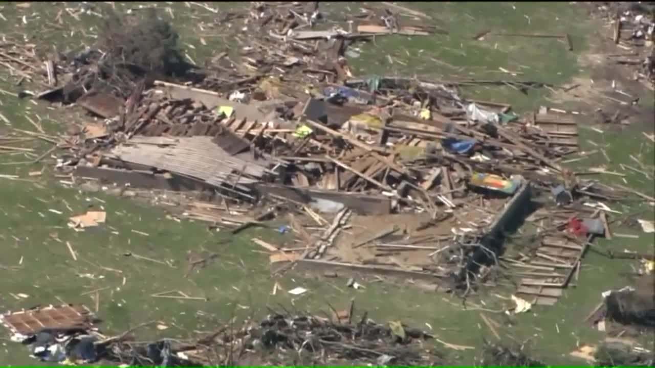 Haunting Video Surfaces a Year After Deadly Tornado