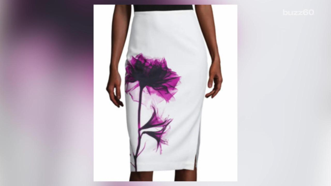 JCPenney fails epically with awkward flower skirt