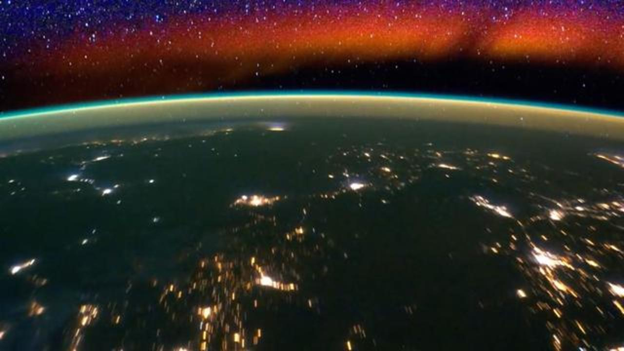 NASA Shares Incredible Timelapse Of Earth From International Space Station