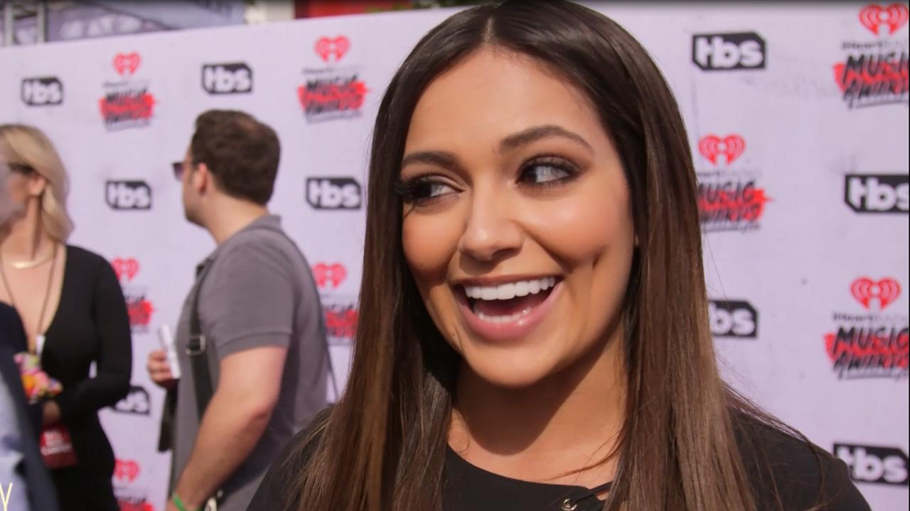 Bethany Mota Dishes on New Music at iHeartRadio Music Awards 2016