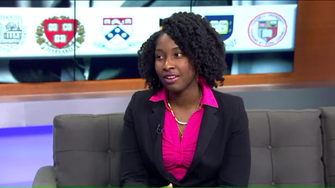 Teen Accepted to All Eight Ivy League Schools