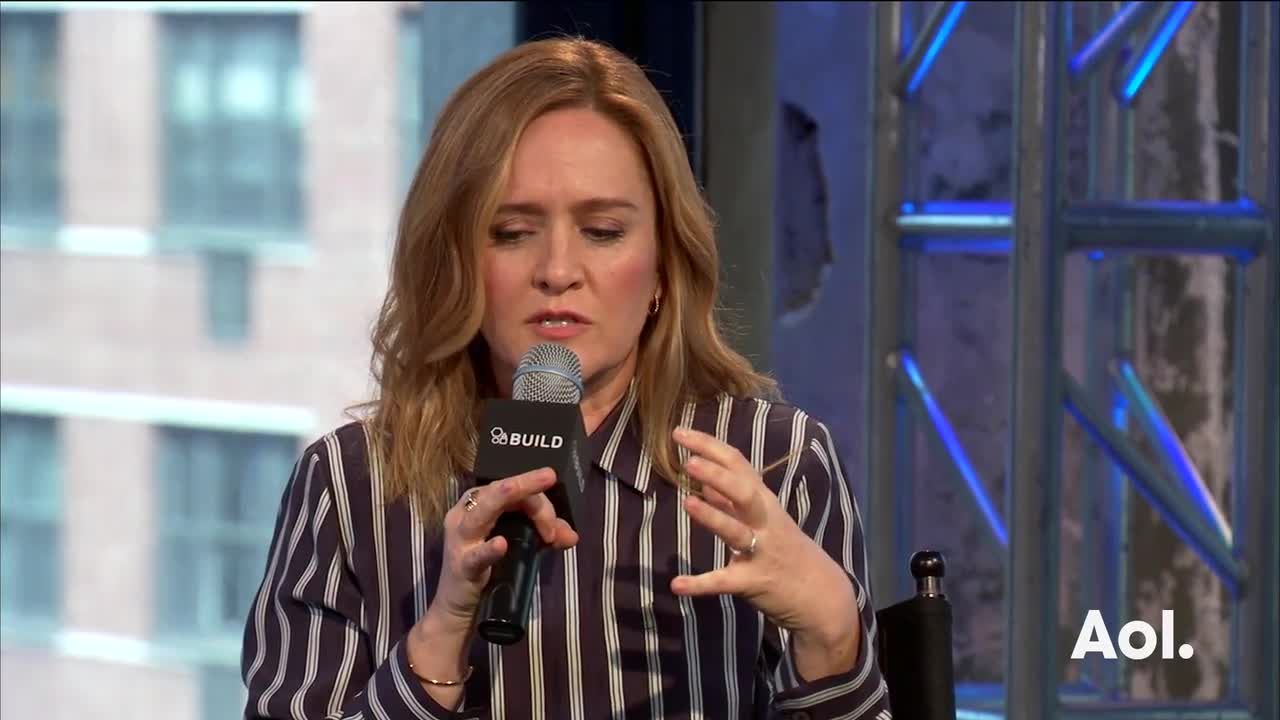 "Samantha Bee On ""Full Frontal With Samantha Bee"""