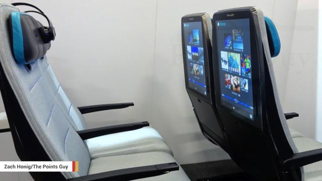 For Once, Someone's Come Up With Way To Make Economy Air Travel Better