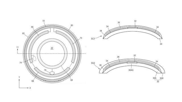 Samsung May Be Working On Smart Contact Lenses With Built-In Display And Camera