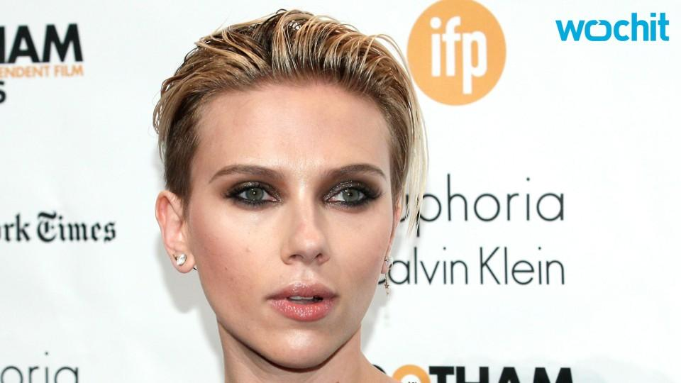Scarlett Johansson Speaks Out About Women's Issues
