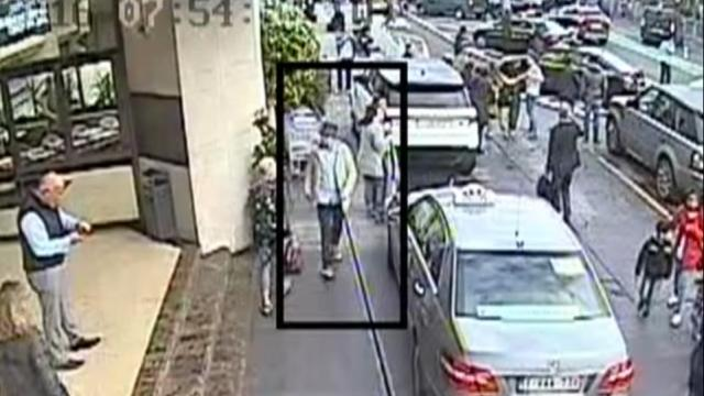 New Video Shows Brussels Bombing Suspect Hours After Attacks
