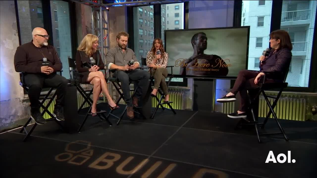 "Jai Courtney, Vashti Whitfield, Lilibet Foster And Sam Maydew On ""Be Here Now"""