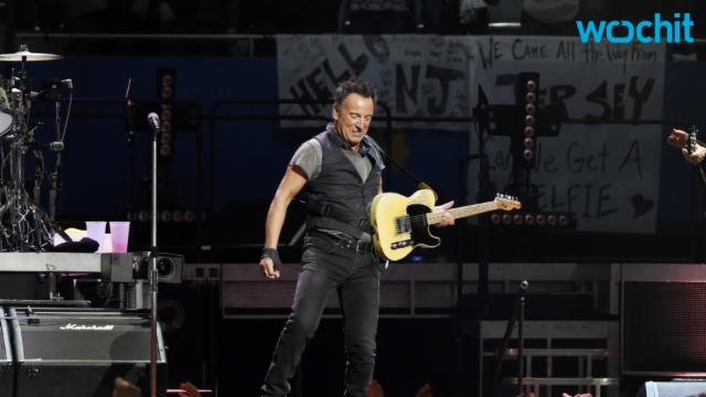 Bruce Springsteen Cancels Concert in North Carolina