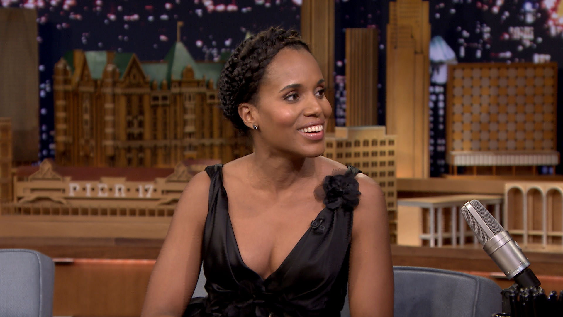 Jennifer Lopez Taught Kerry Washington to Dance