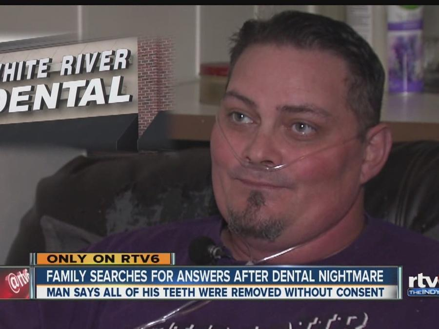 Family searches for answers after dental nightmare