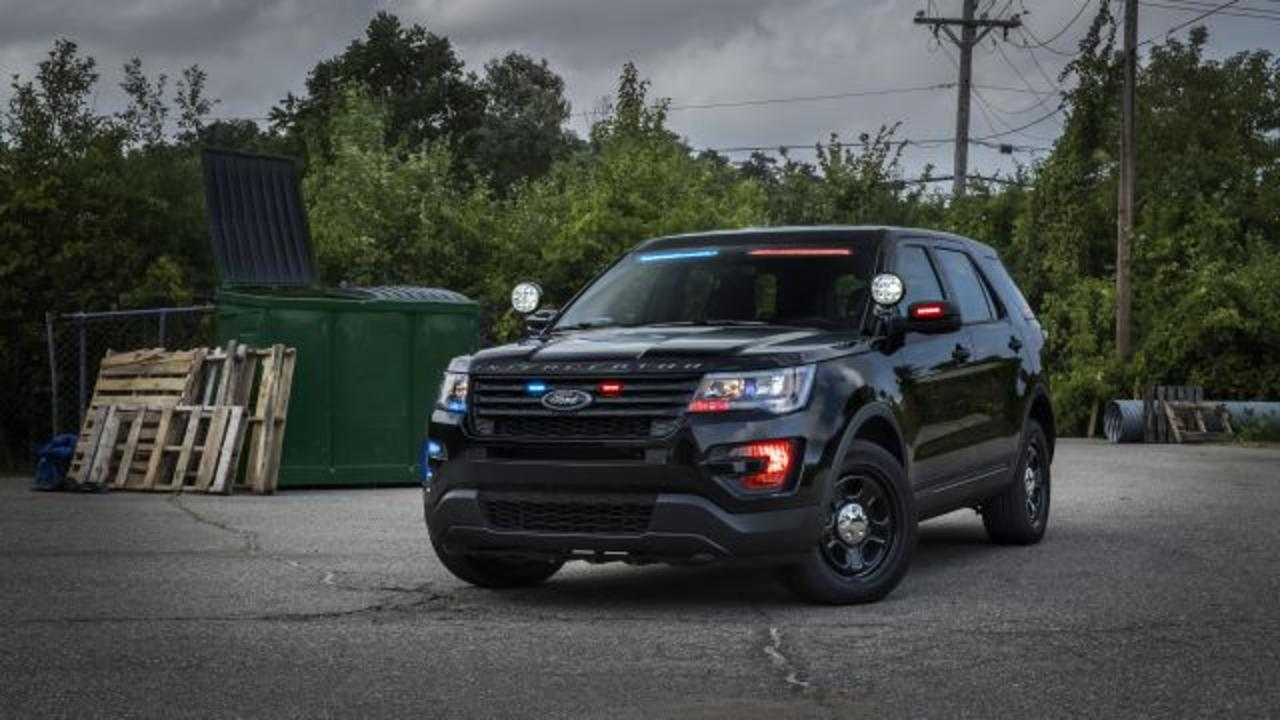 Ford's New Feature for Cop Cars Is Pretty Stealthy — Sorry Speeders