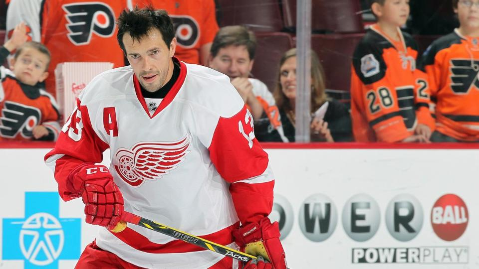 Pavel Datsyuk to Leave Red Wings at Season's End