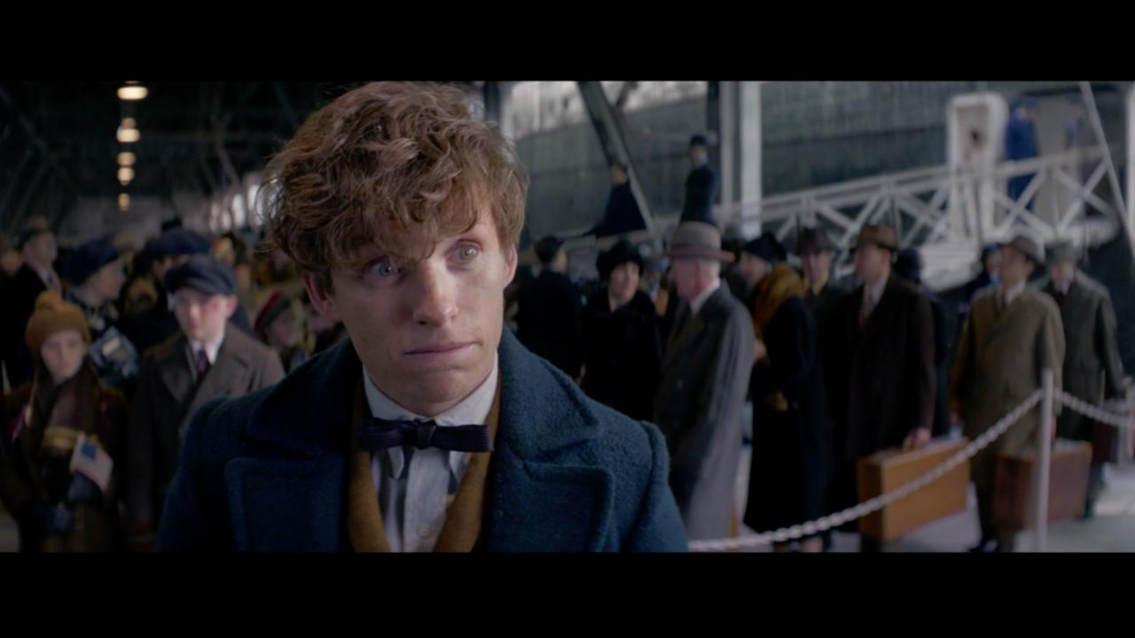 'Fantastic Beasts and Where to Find Them' (2016) Trailer #2