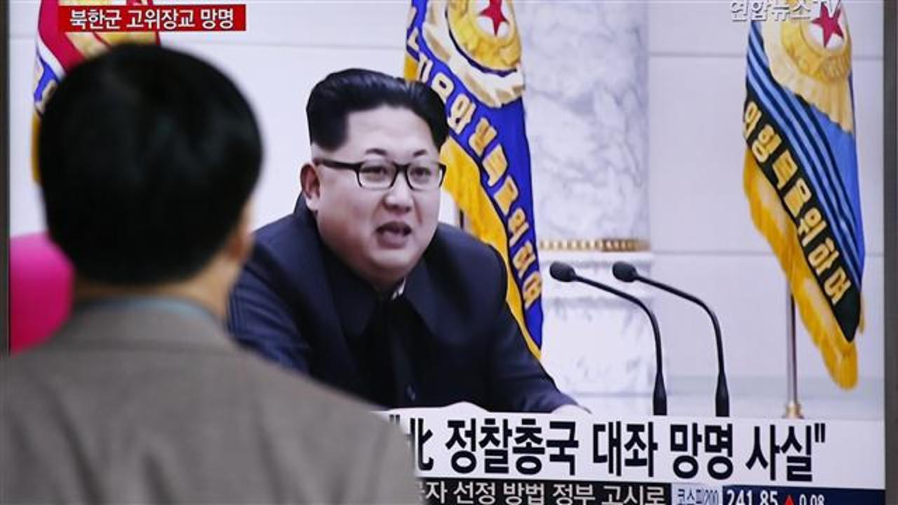 North Korean Spy Defects to South Korea