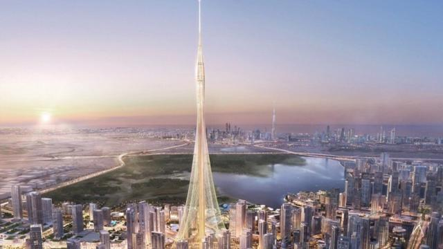 Plans To Build A Dubai Skyscraper Taller Than Burj Khalifa In The Works
