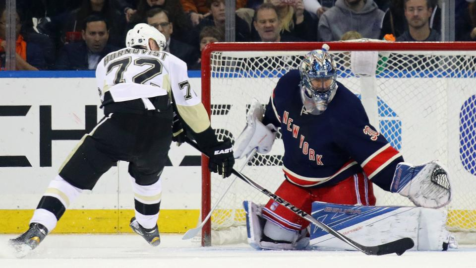 Mike Richter: If Rangers play their game, they'll be in good shape vs. Penguins