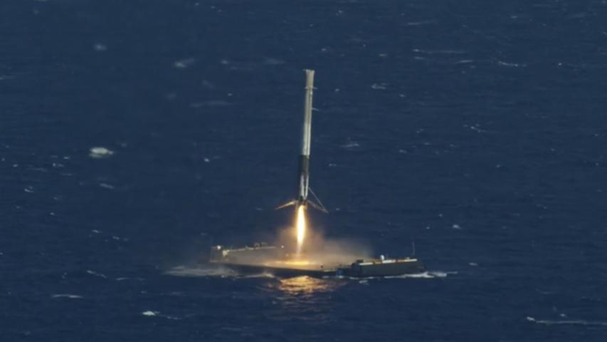 Why SpaceX's Latest Rocket Landing Matters