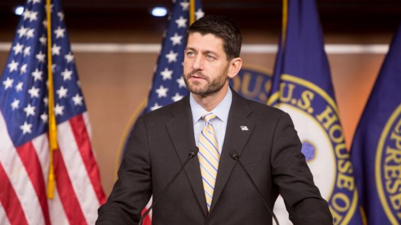 Paul Ryan Has an Alleged 'Secret Meeting' With 'GOP Money Men'