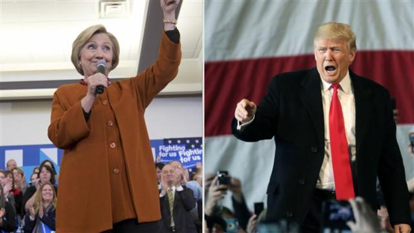 Poll: Clinton, Trump Strong in New York
