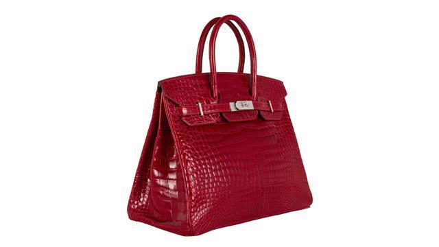 authentic hermes bag - Rare Hermes bag sells for almost ��210,000 - AOL Money UK