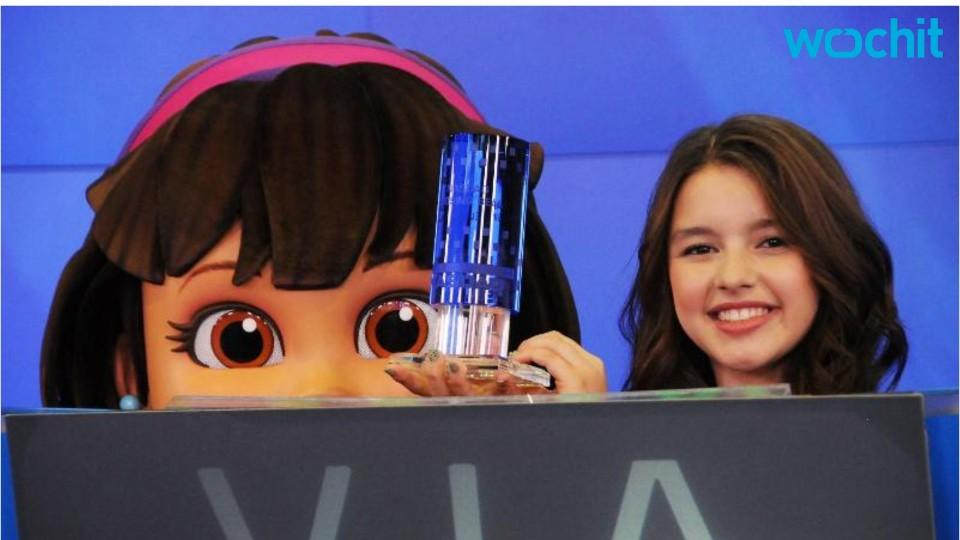Dora the Explorer Actress Suspended From School For Vaping