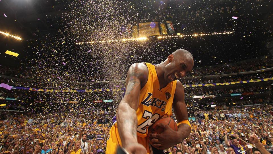 Five of Kobe Bryant's Greatest Feats