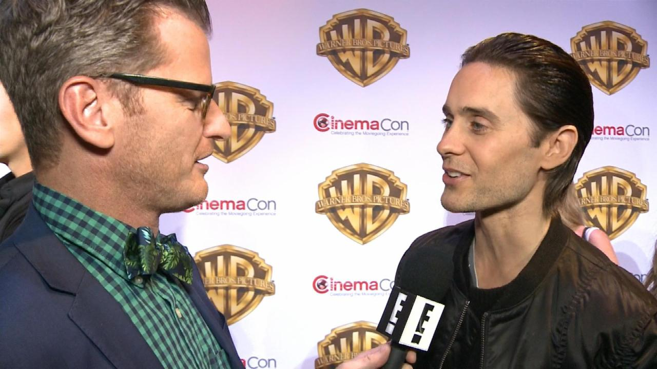 "Jared Leto Sends Crazy Gifts to ""Suicide Squad"" Costars"
