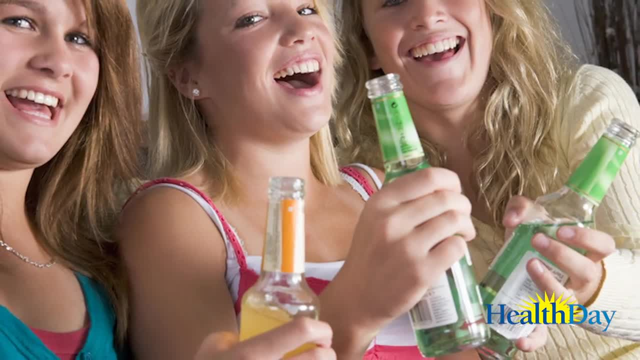 New Study on Gender and Underage Drinking