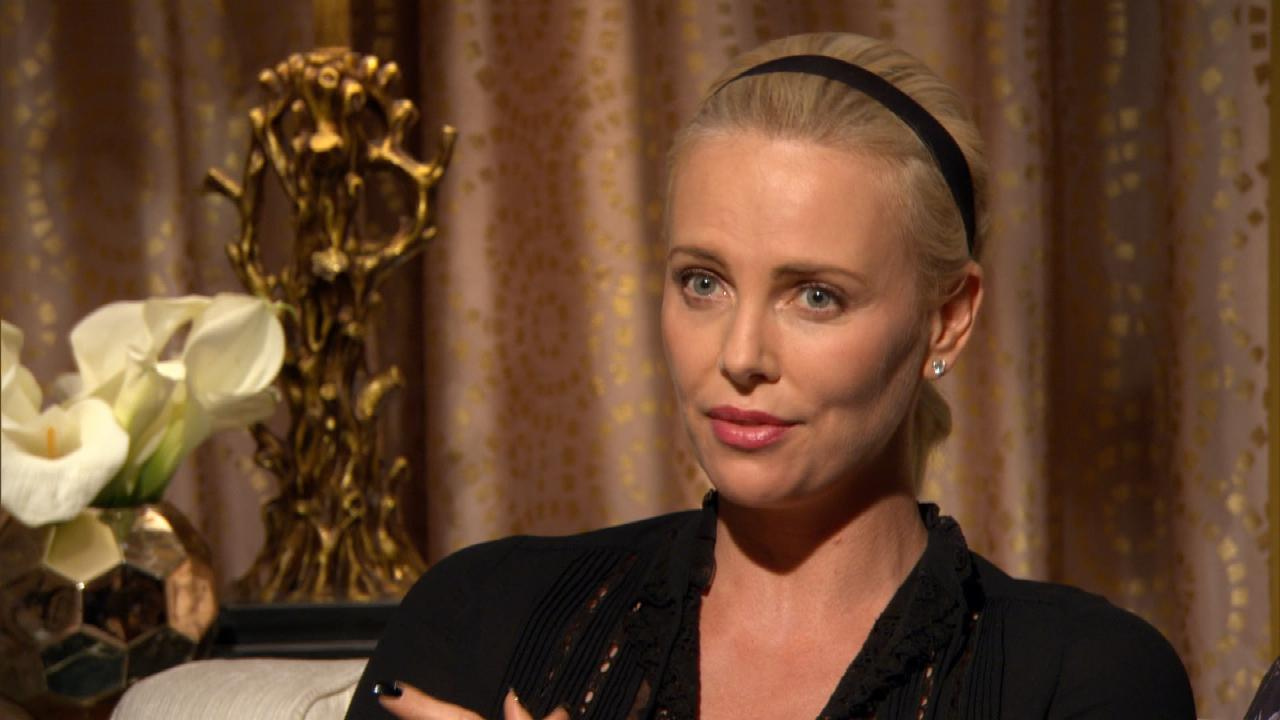 Charlize Theron Spills on Joining 'Fast 8' Movie