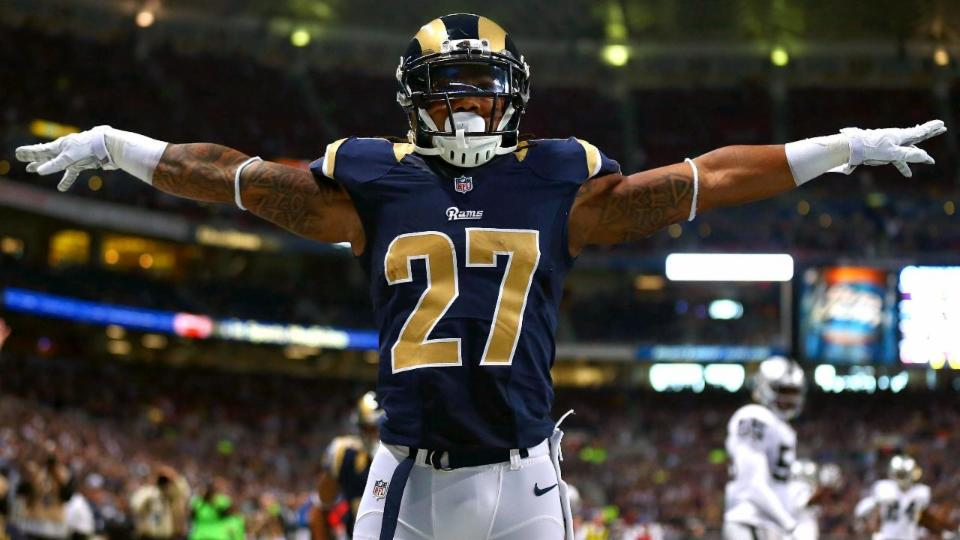 Arrest Warrant Issued for Rams Rb Tre Mason After Missed Hearing