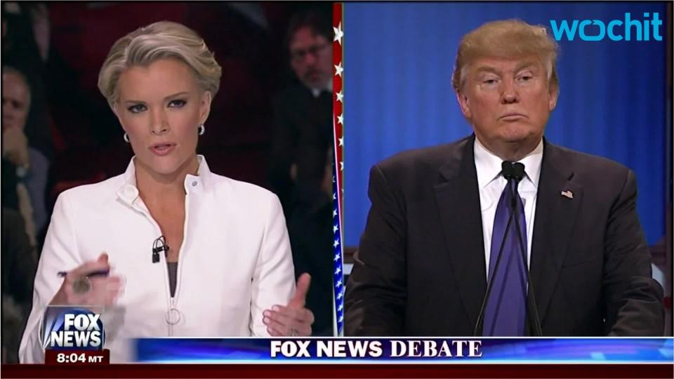 Peace Between Megyn Kelly and Donald Trump?
