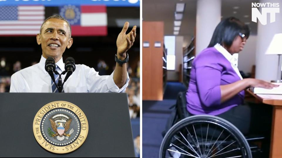 President Obama Forgives $7.7 Billion In Student Debt For 400,000 Disabled Americans