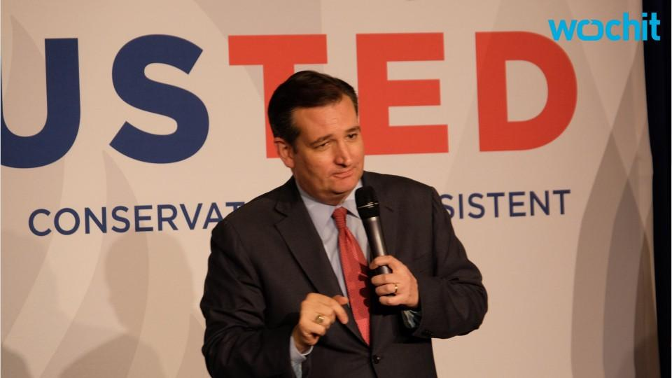 Ted Cruz Signals That He's Ready To Pick A VP